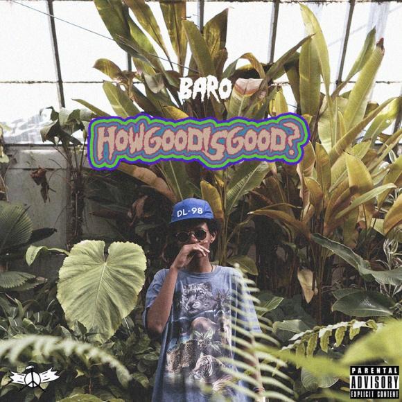Baro Album Cover