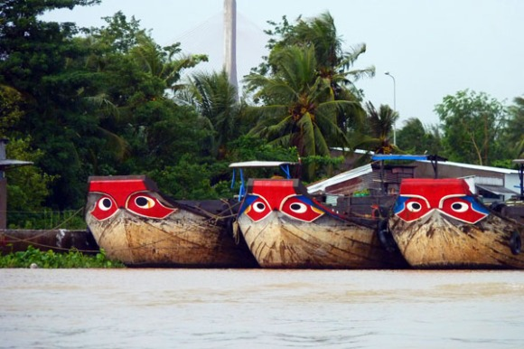 Jesus Christ, it's the boat people!